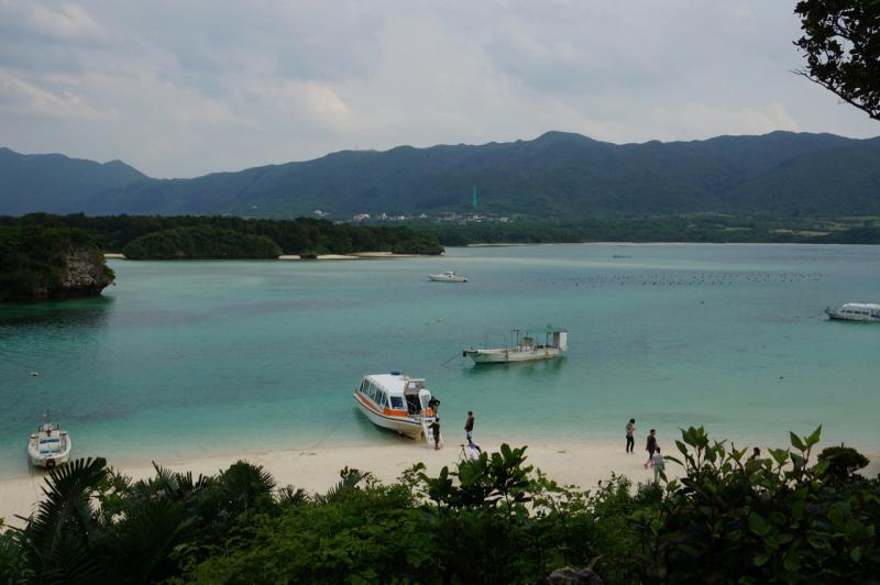 美しき川平湾